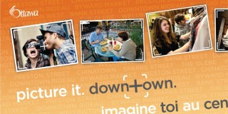 City of Ottawa Picture it Downtown Campaign