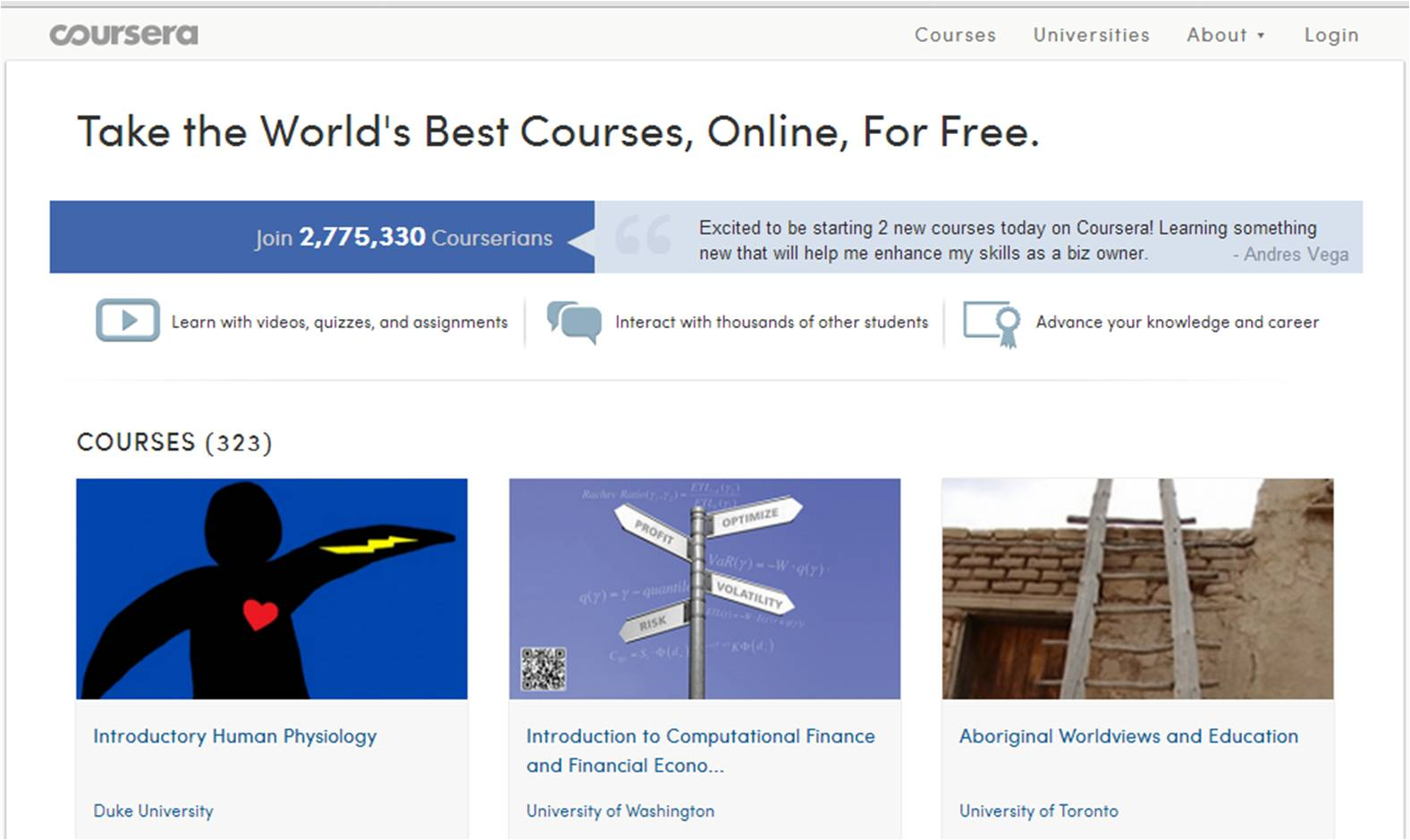 Coursera free online learning could get you a job at Twitter
