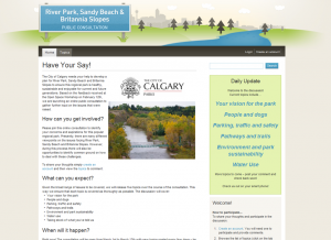 Calgary Public Consultation