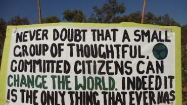 social licence banner
