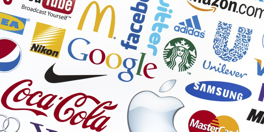 Well-Known World Brand Logotypes