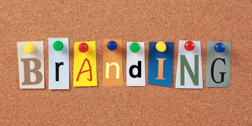 Branding Single Word