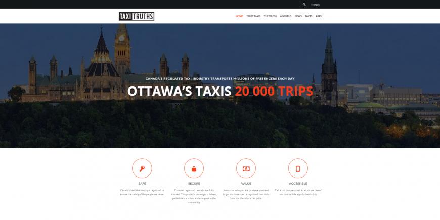 Ottawa taxi
