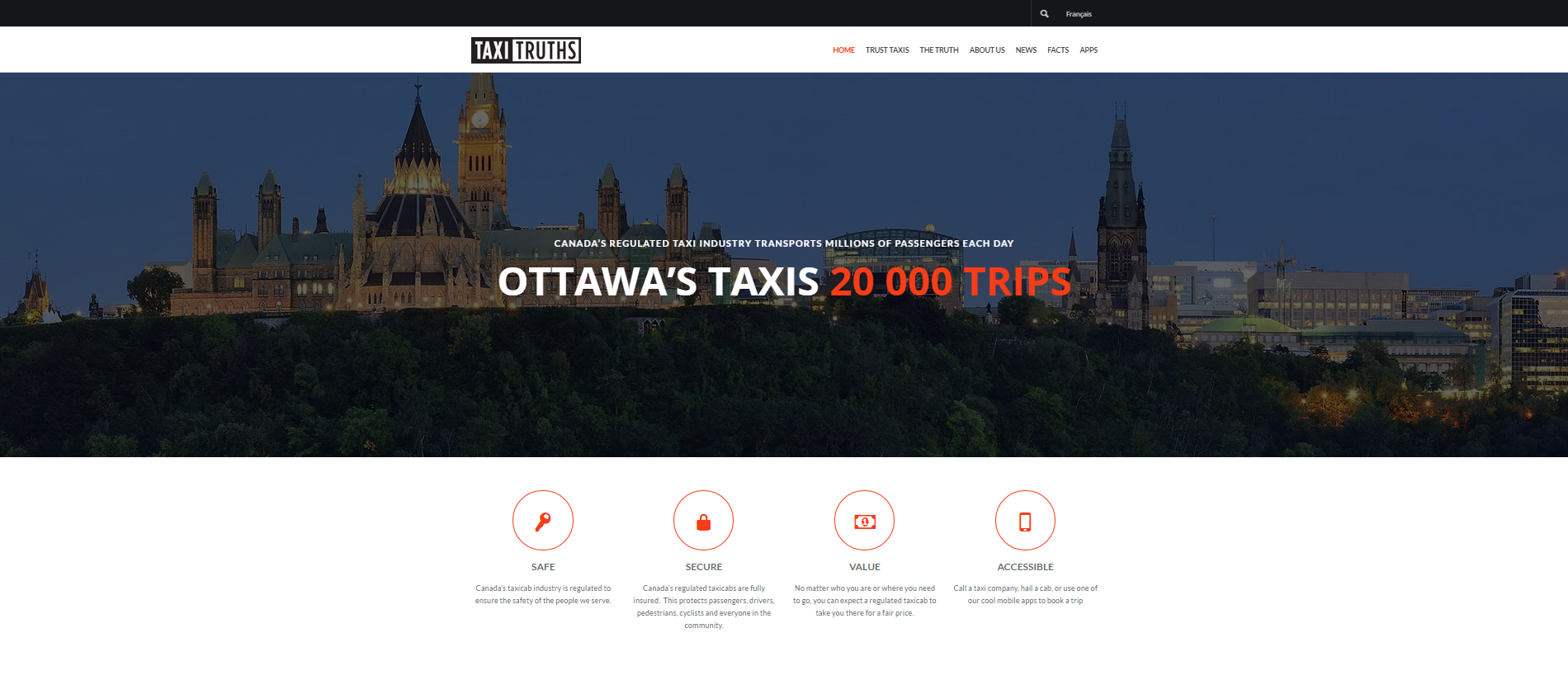 how to call taxi in ottawa