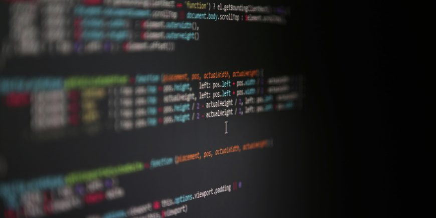 JS, Javascript code on the monitor screen