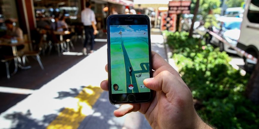 Pokemon and the value of location-based strategy