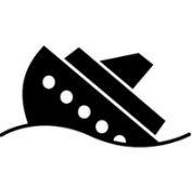 sinking ship media logo