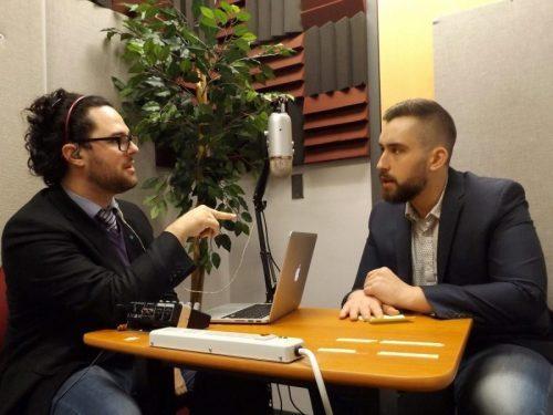 The Ocho Podcast Live Video show