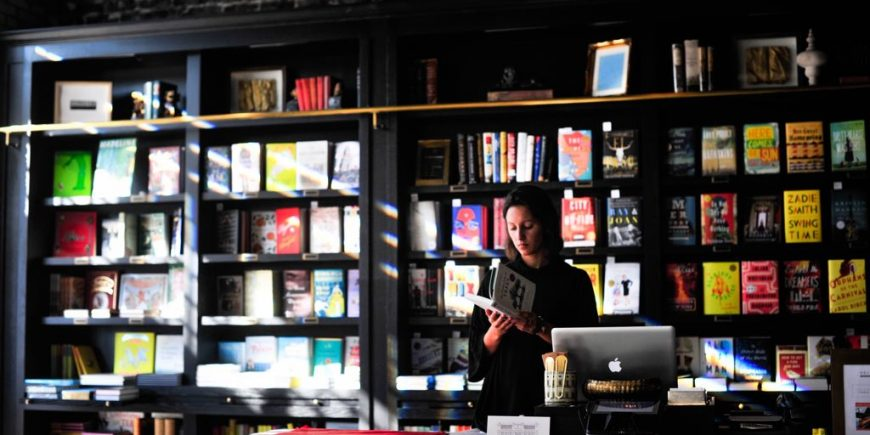 storytelling and SEO is a librarian