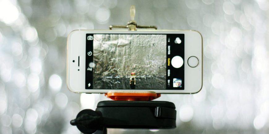 YouTube Live video through smartphones